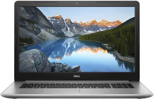 Ноутбук Dell Inspiron 5570 Core i5 7200U/8Gb/1Tb/DVD-RW/AMD Radeon 530 4Gb/15.6/FHD (1920x1080)/Linux/silver/WiFi/BT/Cam