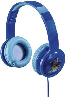 Наушники HAMA Blink`n Kids синий 00135663