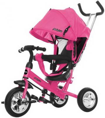 "Велосипед Moby Kids Start 10"",/8"", розовый"