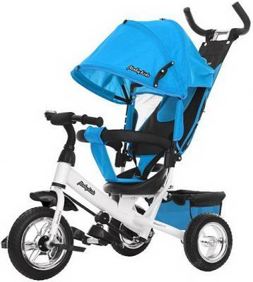 цена на Велосипед Moby Kids Comfort 10/8 голубой