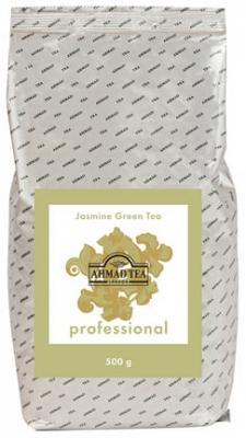"цена на Чай зеленый AHMAD TEA ""Jasmine Green Tea"" Professional 500 гр. жасмин"