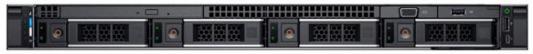 Сервер Dell PowerEdge R440 1x4116 1x16Gb 2RRD x4 1x1Tb 7.2K 3.5 SATA RW H730p LP iD9En 1G 2P 3Y NBD Conf 1(1x16 FH) (210-ALZE-56)