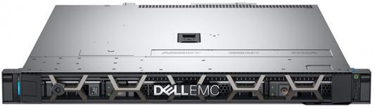 Сервер Dell PowerEdge R240 1xE-2124 1x8GbUD x4 1x1Tb 7.2K 3.5 SATA RW iD9Ex 1G 2P 1x250W 3Y NBD Bezel (R240-7631)