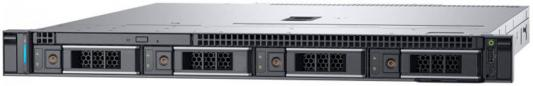 Сервер Dell PowerEdge R240 1xE-2124 1x8GbUD x4 1x1Tb 7.2K 3.5 SATA RW H330 iD9Ex 1G 2P 1x250W 3Y NBD Bezel (R240-7648)