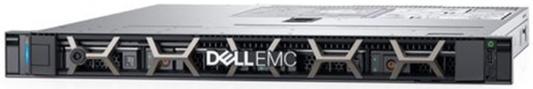 Сервер Dell PowerEdge R340 1xE-2176G 1x16GbUD x8 1x1.2Tb 10K 2.5 SAS RW H330 iD9Ex 1G 2P 2x350W 3Y NBD Bezel (R340-7747)