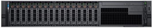 Сервер Dell PowerEdge R740 2x5118 2x16Gb x16 1x120Gb 2.5 SSD SATA H730p LP iD9En 10G 2P+1G 2P 2x750W 3Y PNBD (210-AKXJ-38)