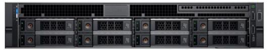 Сервер Dell PowerEdge R540 2x5118 2x16Gb 2RRD x8 3.5 RW H730p+ LP iD9En 57416 2P+5720 2P 2x750W 3Y PNBD No BEZEL/1FP+4LP (210-ALZH-21)