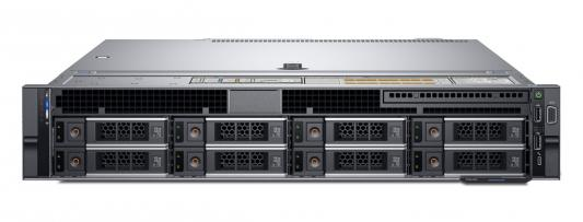 Сервер Dell PowerEdge R540 1x4110 1x16Gb 2RRD x8 3.5 RW H330 LP iD9En 1G 2P 1x750W 3Y PNBD (R540-3240-2)