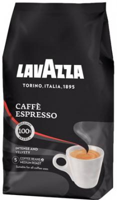 "цена Кофе в зернах LAVAZZA (Лавацца) ""Caffe Espresso"", 1000 г, вакуумная упаковка, 1874 онлайн в 2017 году"