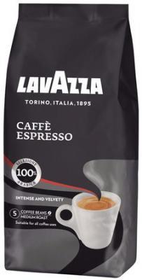 """цена Кофе в зернах LAVAZZA (Лавацца) """"Caffe Espresso"""", натуральный, 500 г, вакуумная упаковка, 1875 онлайн в 2017 году"""