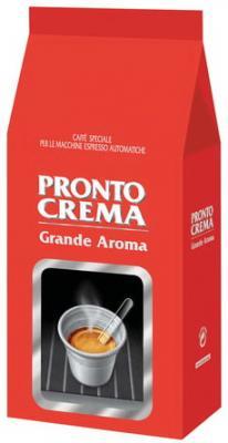 """цена Кофе в зернах LAVAZZA (Лавацца) """"Pronto Crema"""", натуральный, 1000 г, вакуумная упаковка, 7821 онлайн в 2017 году"""