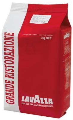 Кофе в зернах LAVAZZA (Лавацца) Grande Ristorazione Rossa, натуральный, 1000 г, вакуумная упаковка, 3104 lavazza grande ristorazione rossa кофе в зернах 1 кг