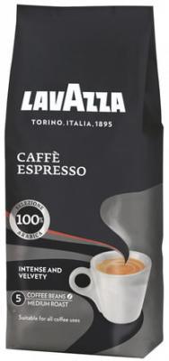 Кофе молотый LAVAZZA (Лавацца) Caffe Espresso, натуральный, 250 г, вакуумная упаковка, 1880 melitta кофе bellacrema espresso молотый со стеклянной сахарницей в подарок 250 г