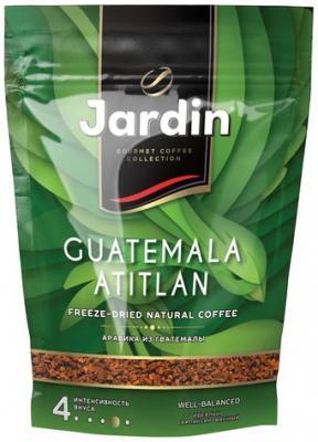 """Кофе растворимый JARDIN """"Guatemala Atitlan"""" (""""Гватемала Атитлан""""), сублимированный, 150 г, мягкая упаковка, 1016-14 цена 2017"""