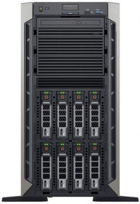 Сервер Dell PowerEdge T440 2x4114 2x16Gb 2RRD x8 1x1Tb 7.2K 3.5 SATA H730p FP iD9En 1G 2P 2x495W 3Y NBD (T440-5201)