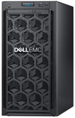 Сервер Dell PowerEdge T140 1x8100 1x16GbUD x4 1x1Tb 7.2K 3.5 SATA RW iD9Ex 1G 2P 1x365W 3Y NBD cabled (T140-4690)