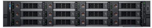 Сервер Dell PowerEdge R740xd 1x4110 1x16Gb x18 1x1Tb 7.2K 3.5 SATA 2x1Tb 7.2K 3.5 SATA H740p Mc iD9En 5720 4P 2x1100W 3Y PNBD Conf-1 (R7XD-4492)