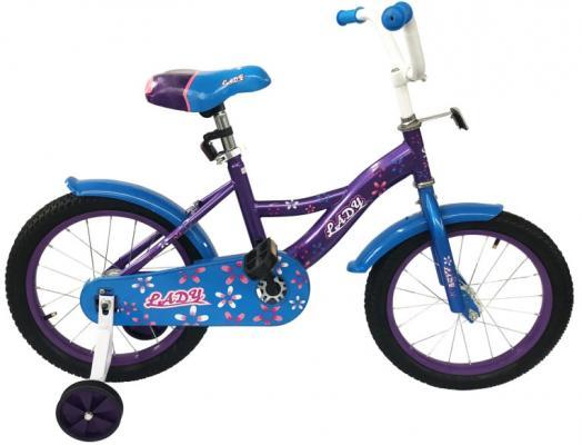 """Велосипед Navigator Lady 16"""" фиолетово-голубой ВН16160 цены"""
