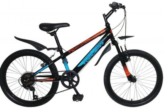 цена на Велосипед Top Gear Fighter 20 черный ВН20203