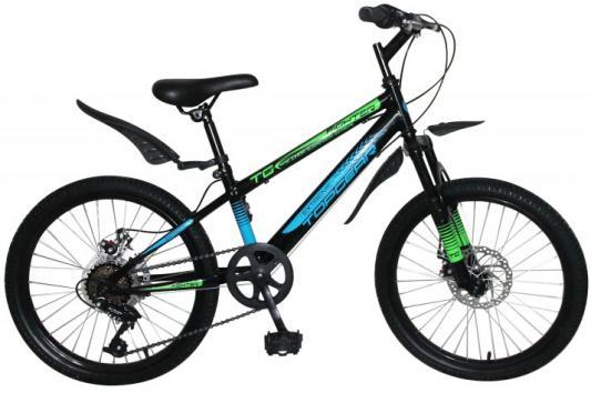 цена на Велосипед Top Gear Fighter 20 черный ВН20206
