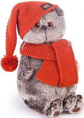 Мягкая игрушка BUDI BASA Ks25-075 Басик в вязаной шапке и шарфе 25 см уличный светильник maytoni orchard road s106 120 61 n