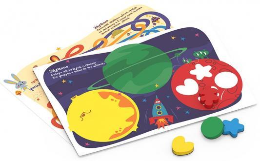 Купить Магнитная игра Magneticus обучающая Формы и Цвета, 22 ? 26 ? 4 см, Развивающие настольные игры