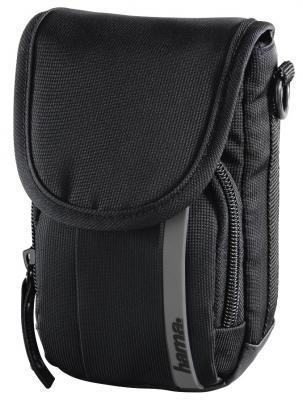 Сумка для фотокамеры Hama Odessa 90L черный/серый сумка с колесами dakine wmns venture dfl 90l ltf lattice floral