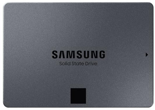 Накопитель SSD Samsung SATA III 2Tb MZ-76Q2T0BW 860 QVO 2.5