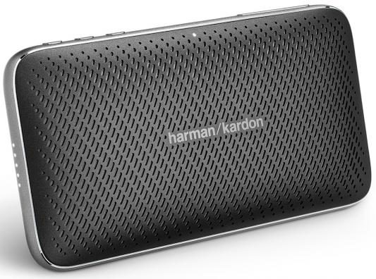 Колонка порт. Harman Kardon Esquire Mini 2 черный 8W 1.0 BT/USB 2200mAh (HKESQUIREMINI2BLK) цена и фото