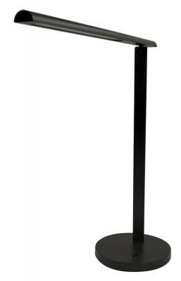 Светильник настольный Lucia Scandi (L560-B) на подставке черный 6Вт светильник настольный supra sl tl507 на прищепке 6вт черный [11759]