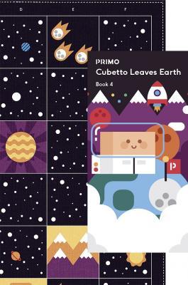 Настольная игра PRIMO TOYS Карта для путешествий Карта для путешествий Космос игрушки для путешествий