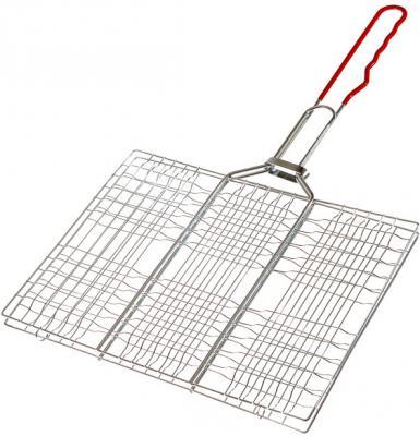 0001G-DX Решетка-гриль Diolex мелкая(сталь с хромированным покрытием) 34*22