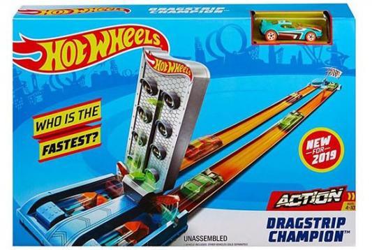 Hot Wheels® Гоночные игровые наборы игровые наборы профессия schrodel супер 8 14 5 см