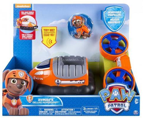 Игрушка Paw Patrol Машина-трансформер мягкая игрушка paw patrol plush чейз суперспасатели пожарные 6044393 20101969