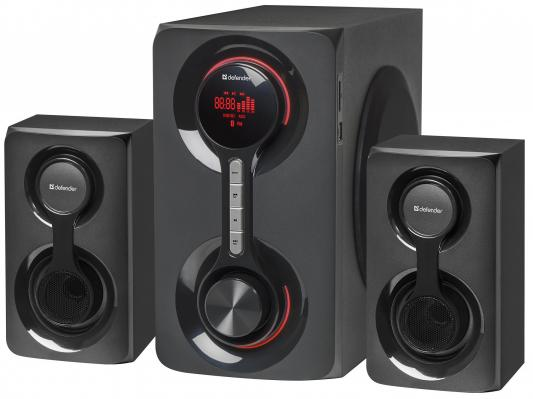 Колонки DEFENDER Tornado 2.1 60Вт, Bluetooth, FM/MP3/SD/USB цена