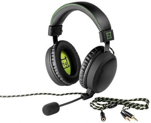 лучшая цена Игровая гарнитура проводная Harper Gaming Master GHS-X20 черный H00002289