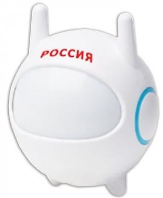 """Светильник-ночник ЭРА NN-604 """",Космонавт"""",, светодиодный, с сенсором света, детский, белый, NN-604-LS-W"""
