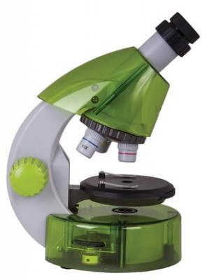 лучшая цена Микроскоп Levenhuk LabZZ M101 Lime
