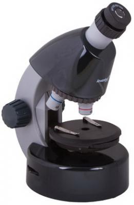 Микроскоп детский LEVENHUK LabZZ M101 Moonstone, 40-640 кратный, монокулярный, 3 объектива, 69032