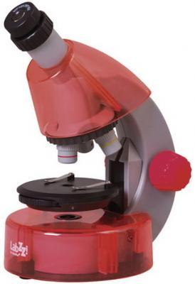 Микроскоп Levenhuk LabZZ M101 Orange цена