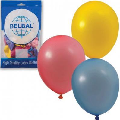 Набор шаров Веселая Затея 1101-0031 25 см 50 шт цены онлайн