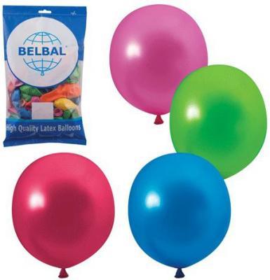 Купить Набор шаров Веселая Затея 1101-0034 30 см 50 шт, Атрибуты для праздника