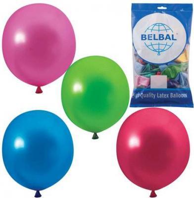 Набор шаров Веселая Затея 1101-0025 36 см 50 шт цены онлайн