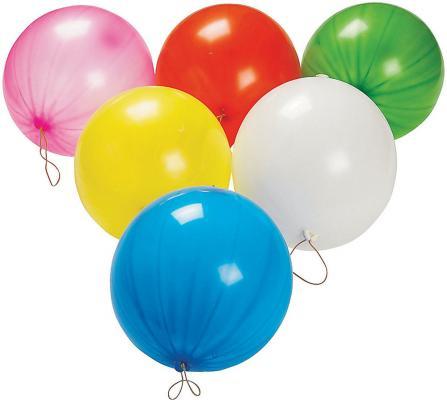 Набор шаров Веселая Затея 1104-0005 41 см веселая затея 1111 0465 набор шаров рис улыбка 3 цвета 36 см 3 шт