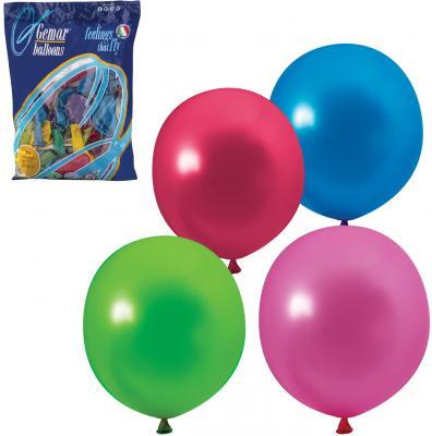Купить Набор шаров Веселая Затея 1101-0004 30 см 100 шт, Атрибуты для праздника