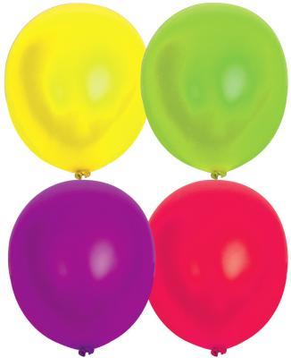 Купить Набор шаров Веселая Затея 1101-0005 30 см 100 шт, Атрибуты для праздника