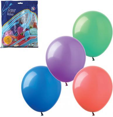Купить Набор шаров Веселая Затея 1101-0010 36 см 100 шт, Атрибуты для праздника
