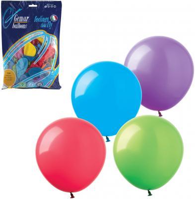 Набор шаров Веселая Затея 1101-0023 23 см 100 шт цены онлайн