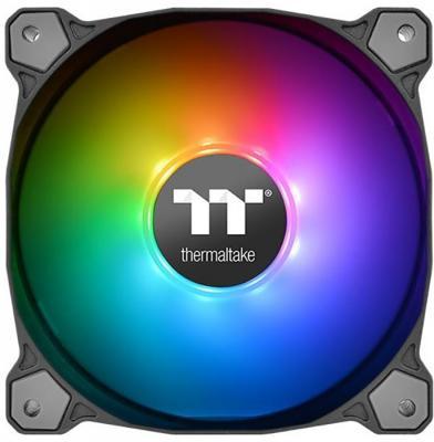 Вентилятор Thermaltake Fan Premium Pure 12 ARGB Sync (3 Pack) [CL-F079-PL12SW-A] / Addressable / MB SYNC / PWM