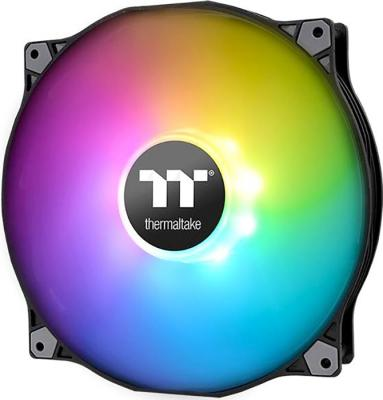 Вентилятор Thermaltake Fan Premium Pure 20 ARGB Sync [CL-F081-PL20SW-A] / Addressable / MB SYNC / PWM